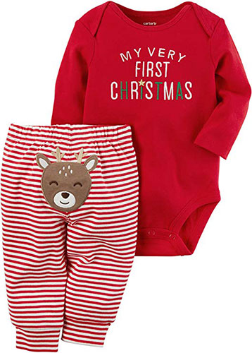 Carter's Baby Girls' 2 Piece Sets