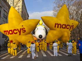 The Macys' Thanksgiving Day Parade