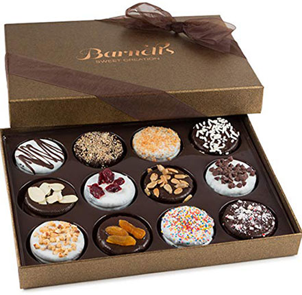 Barnett's Chocolate Cookies Gift Basket