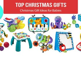Best Christmas Gift Ideas for Babies 2019