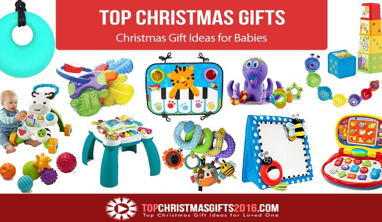 Best Christmas Gift Ideas for Babies 2018