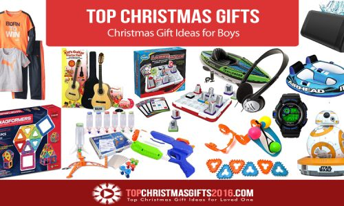 Best Christmas Gift Ideas for Boys 2018