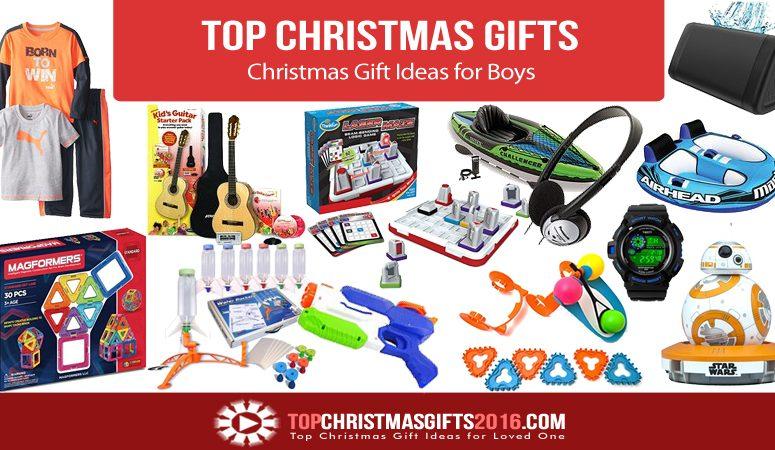 Best Christmas Gift Ideas for Boys 2019