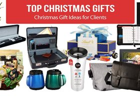 Best Christmas Gift Ideas for Clients 2019