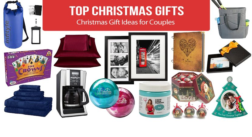 Best Christmas Gift Ideas for Couples 2017