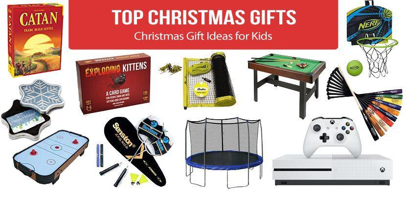 Best Christmas Gift Ideas for Kids 2017