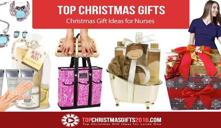 Best Christmas Gift Ideas for Nurses 2018