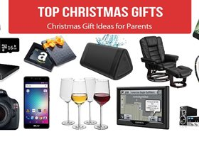 Best Christmas Gift Ideas for Parents 2019
