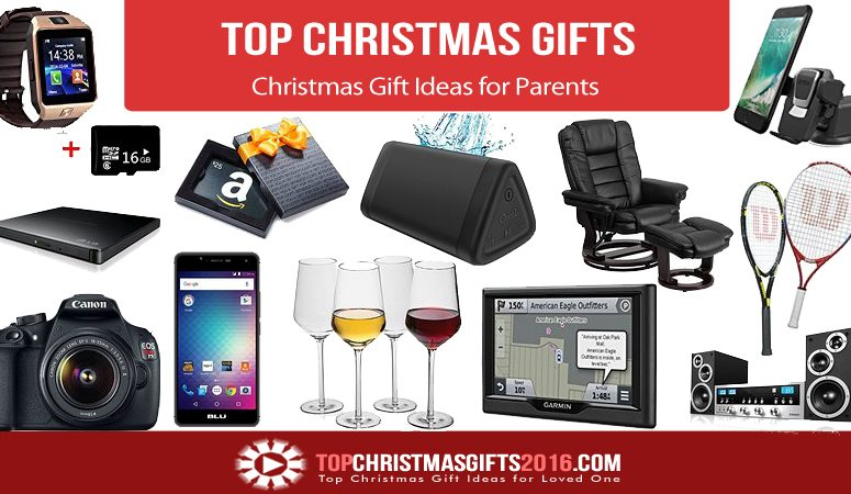 best christmas gift ideas for parents 2018