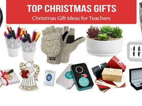 Best Christmas Gift Ideas for Teachers 2019