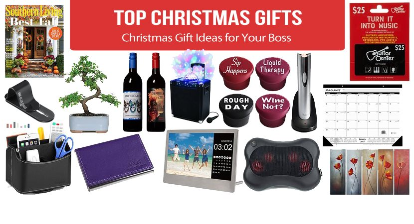 Best Christmas Gift Ideas for Your Boss 2019 | TechSmartLife