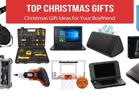 Best Christmas Gift Ideas for Your Boyfriend 2019