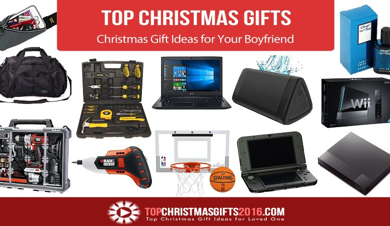 best christmas gift ideas for your boyfriend 2018