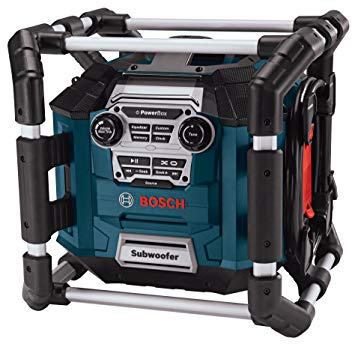Bosch PB360C Deluxe Power Box Jobsite Radio