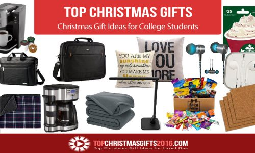 Christmas Gift Ideas for College Students 2018