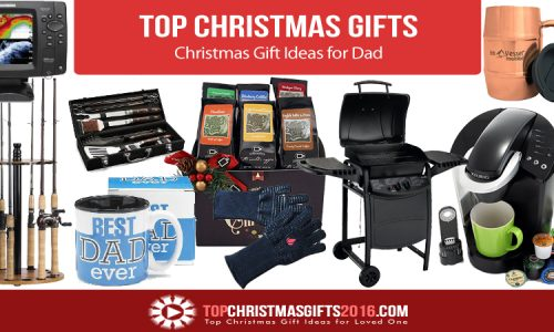 Christmas Gift Ideas for Dad 2018