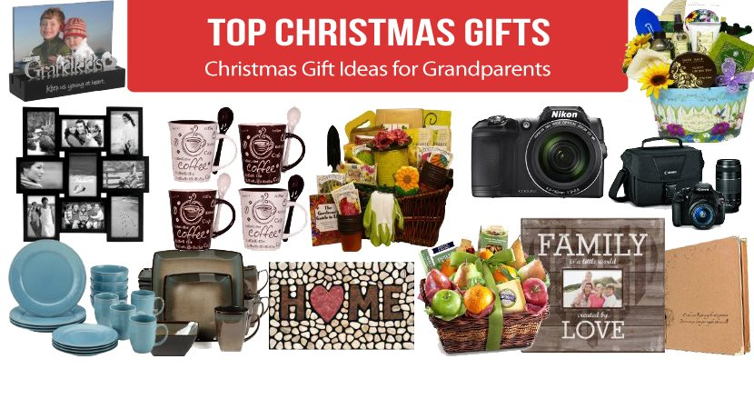 Best Christmas Gift Ideas for Grandparents 2019