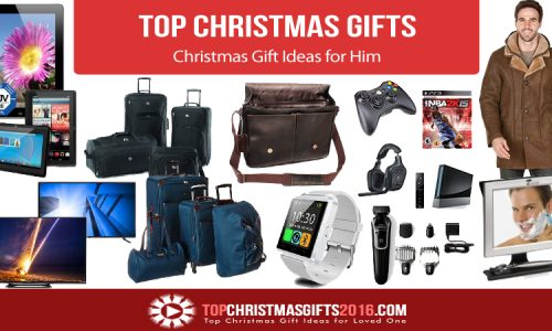 Christmas Gift Ideas for Him 2018