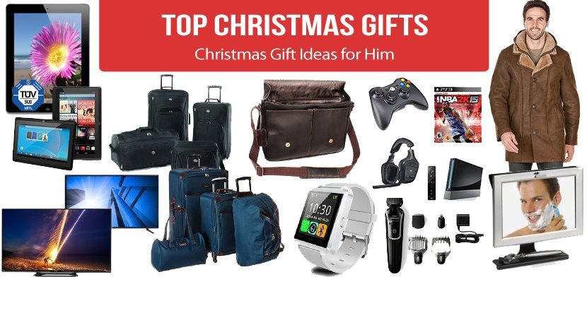 Christmas Gift Ideas for Him 2019