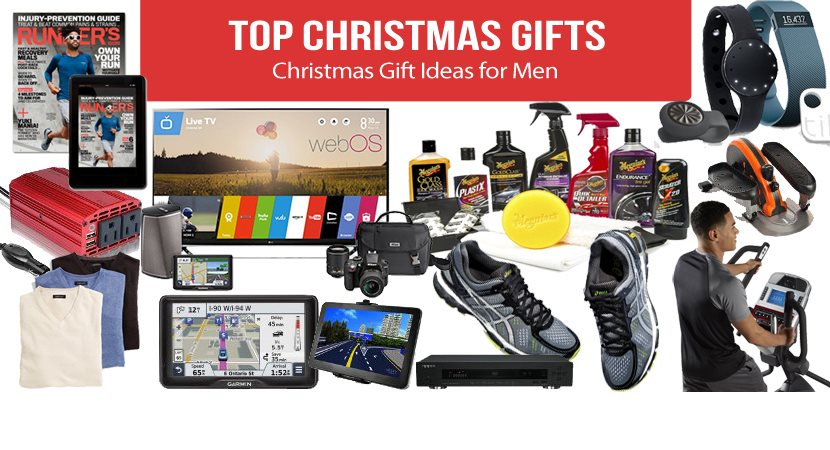 Christmas Gift Ideas for Men 2017