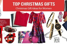 Best Christmas Gift Ideas for Women 2019
