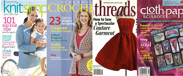 Craft & Hobby Magazines