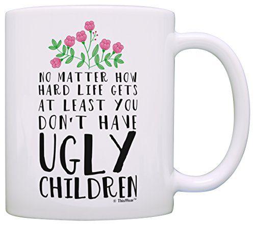 Funny Gifts for Mom - Coffee Mug