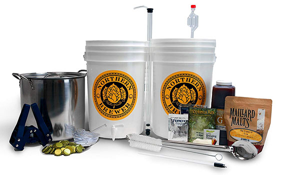Northern Brewer Brew - HomeBrewing Starter Set