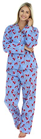 PajamaMania Long Sleeve Pajamas Set