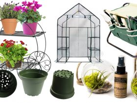 Top 5 Christmas Gifts for Gardeners 2019