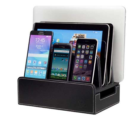 MobileVision Docking Organizer for Multiple Devices