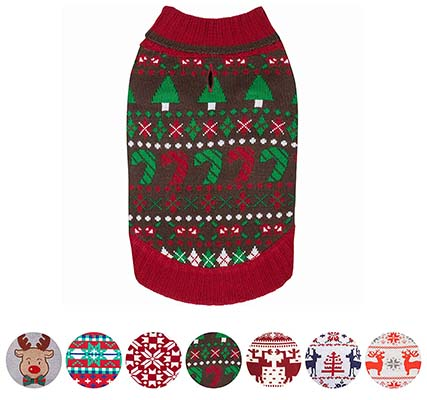 Blueberry Pet Holiday Festive Christmas Collections