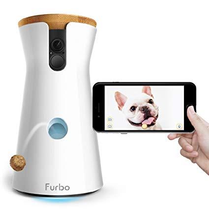 Furbo Dog Camera: Treat Tossing