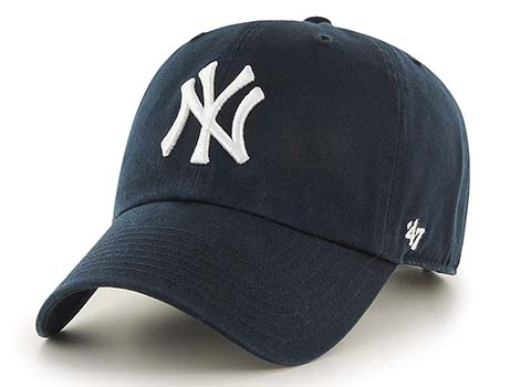 MLB '47 Clean up Adjustable Hat