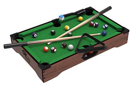 Mini Tabletop Pool Set
