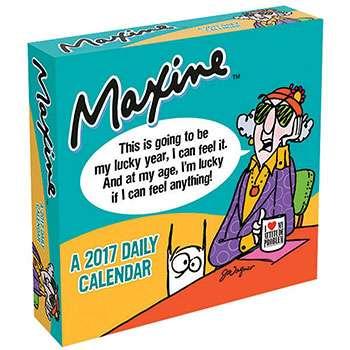 2017 Maxine Funny Cranky Humor Desktop