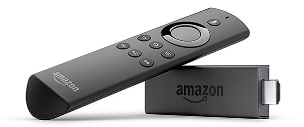 All-New Fire TV Stick with Voice Remote
