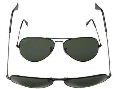 Aviator RB3025 Large Metal Aviator Sunglasses