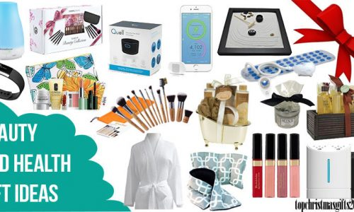 Best Beauty and Health Gift Ideas