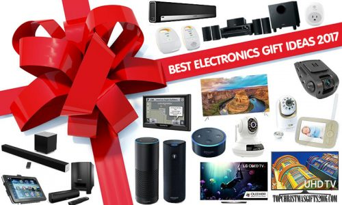 Best Electronics Gift Ideas 2017
