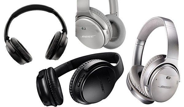 Bose QuietComfort 35 Wireless Headphone