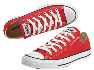 Converse Chuck Taylor All Star Core Ox Red M9696