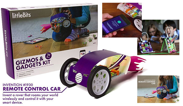 Gizmos & Gadgets Kit, 2nd Edition