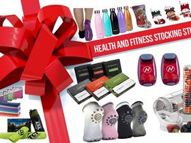 Health and Fitness Stocking Stuffers 2019