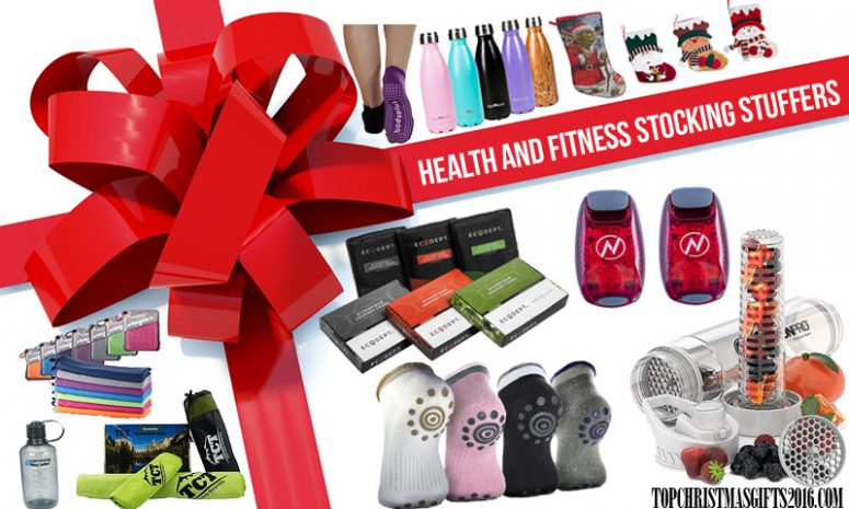 Health and Fitness Stocking Stuffers 2018