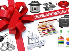 Healthy Cooking Tools and Appliances Gift Ideas 2019