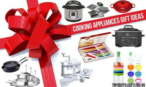 Healthy Cooking Tools and Appliances Gift Ideas 2018