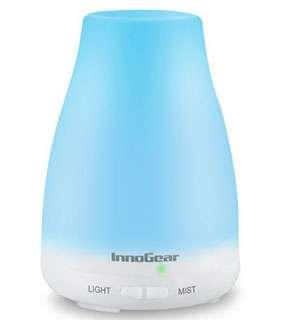 InnoGear Aromatherapy Essential Oil Diffuser Ultrasonic machine