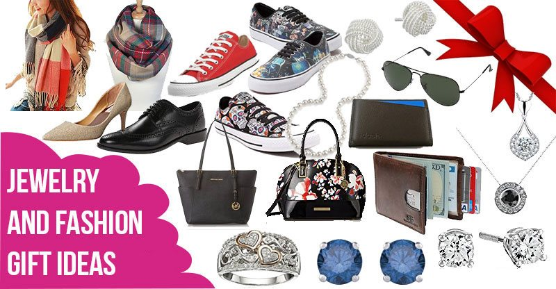 Best Jewelry and Fashion Gift Ideas