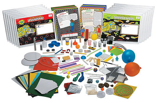 The Magic School Bus Science Club Science Kit